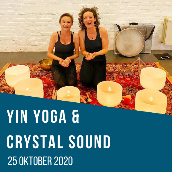 yin yoga en crystal sound